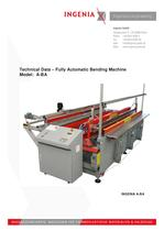 B10. technical data, A-BA fully-automatic bending machine, march 2013