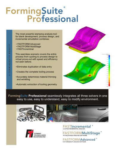 FormingSuite Professional