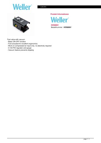 KDS806V