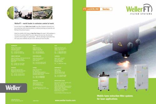 WellerFT Laserline