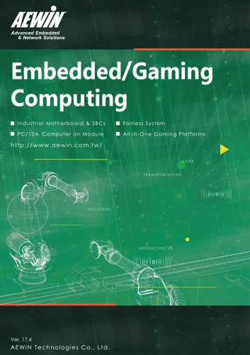 Embedded & Gaming Computing