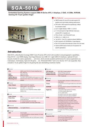 SGA-5010