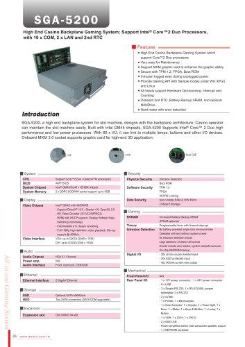 SGA-5200