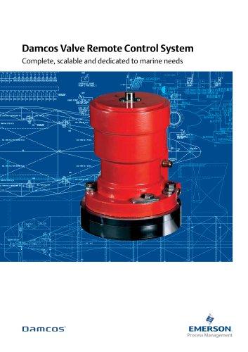 Damcos Valve Remote Control System - Damcos - PDF Catalogs