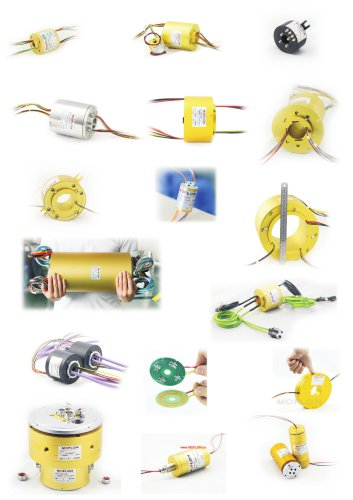Picture for ALL kinds of slip ring from Moflon