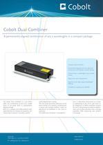 Cobolt Dual Combiner