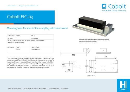 Cobolt FIC-03