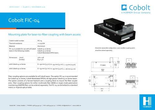 Cobolt FIC-04