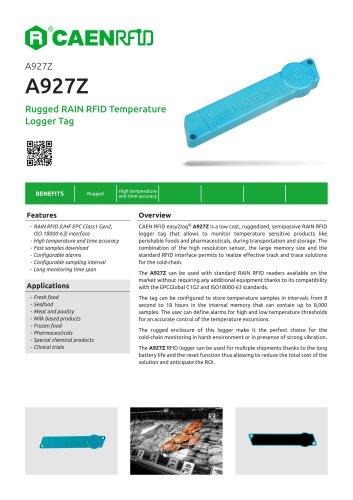 A927Z Datasheet