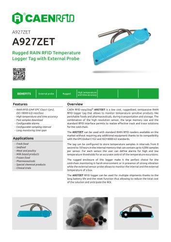 A927ZET Datasheet