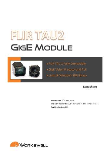 FLIR Tau2 GigE