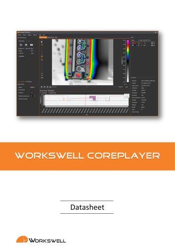 Workswell CorePlayer - datasheet