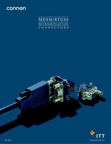 MDSM Catalog