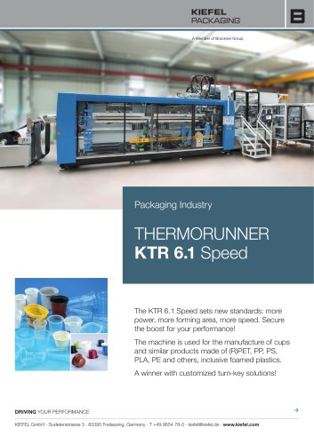 KTR 6.1 Speed