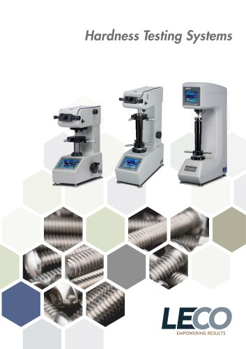 LM Microindentation Hardness Tester
