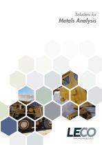 Meterials and Metals analysis