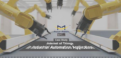 Four-Faith Industrial Automation Application