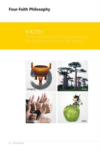 Four-Faith Philosophy