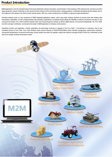 industrial router automation application