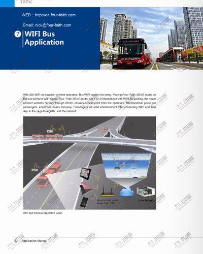 WIFI Bus Application