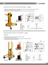 i-Lift/Hu-Lift Drum Handler DTF450 - 1