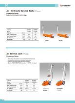 MATERIAL HANDLING EQUIPMENT/I-LIFT/AIR/HYDRAULIC SERVICE JAKCS/HF E SERIES - 1