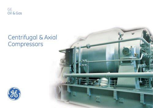 Centrifugal & Axial Compressors