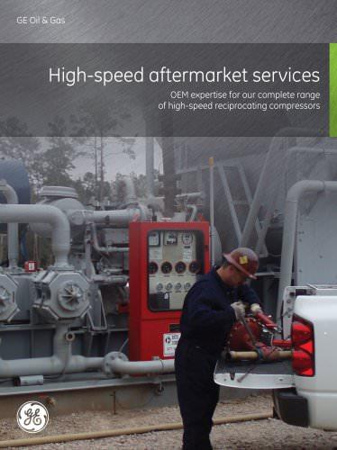 High-speed aftermarket services