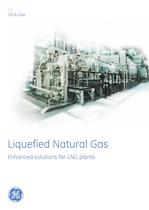 Liquefied Natural Gas Enhanced solutions for LNG plants