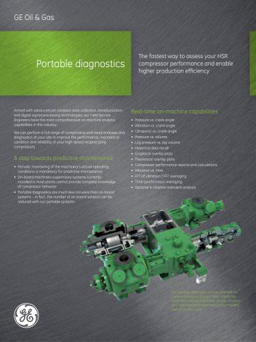 Portable diagnostics