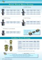 Compression Fittings - 12