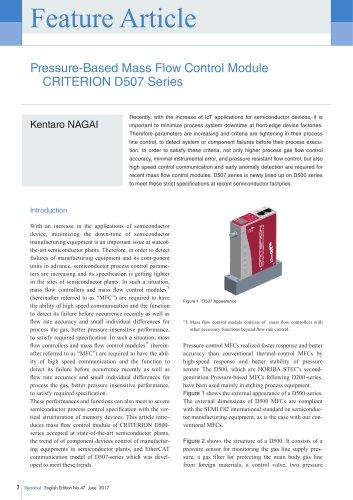 CRITERION D507 Series