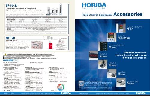 Fluid Controle Equipment