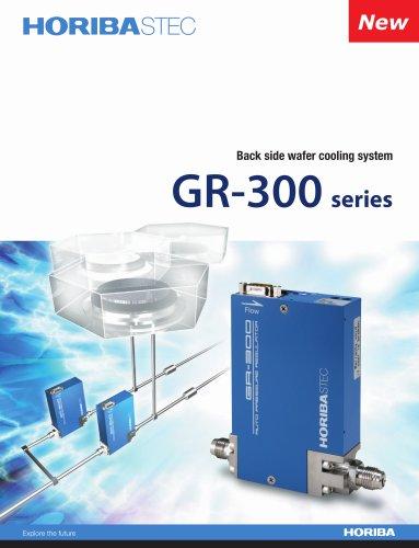 GR-300, Pressure controller with flow meter