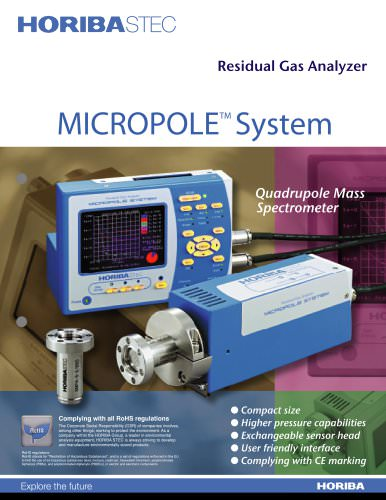 Rasidual Gas Analizer