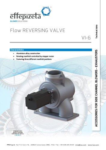 Flow REVERSING VALVE