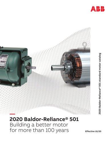 2020 Baldor-Reliance® 501