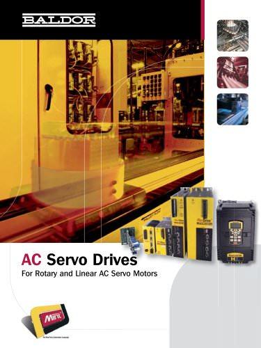 AC Servo Drives