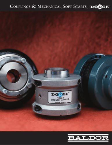Couplings & Mechanical Soft Start