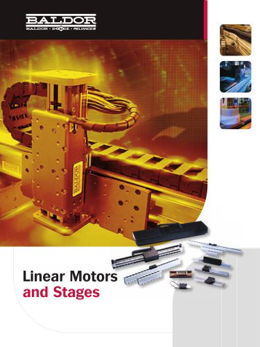 Linear Motors and Stages