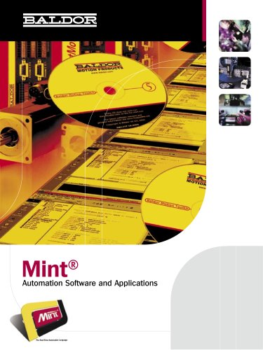 Mint Automation Software and Applications