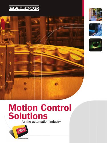 Motion Control Solutions: Overview