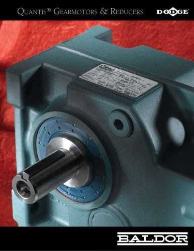 Quantis Gearmotors & Reducers