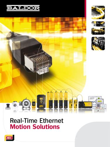 Real-Time Ethernet Solutions