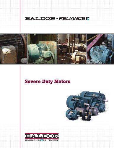 Severe Duty Motors