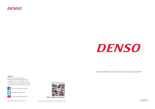 DENSO Brochure