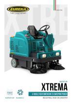 XTREMA - INDUSTRIAL FLOOR SWEEPER