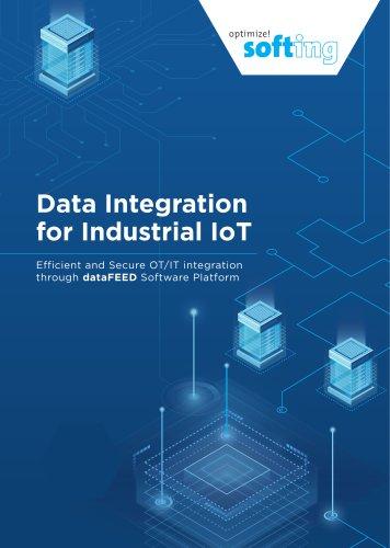 Data Integration for Industrial IoT