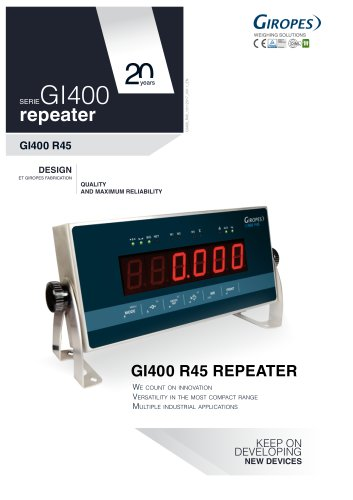 Repeater GI400 R45