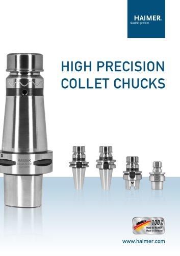 HAIMER High Precision Collet Chucks